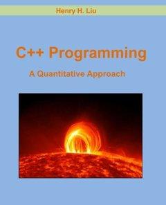C++ Programming: A Quantitative Approach-cover