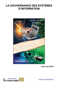 La gouvernance des systèmes d'information (French Edition)-cover