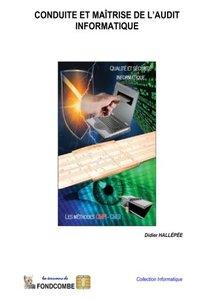 Conduite et Maîtrise de l'Audit Informatique: La méthode CMAI (French Edition)-cover