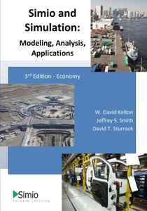 Simio and Simulation: Modeling, Analysis, Applications: Economy-cover