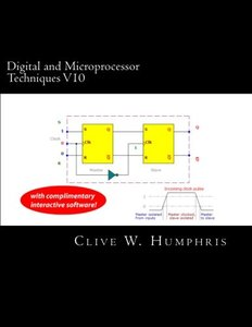 Digital and Microprocessor Techniques V10-cover