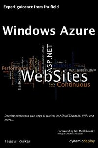 Windows Azure Web Sites: Building Web Apps at a Rapid Pace-cover