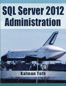 SQL Server 2012 Administration-cover