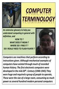 Computer Terminology: General Computer Knowledge & Basic Repairs-cover