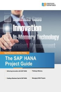 The SAP HANA Project Guide-cover