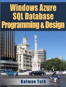 Windows Azure SQL Database Programming & Design-cover