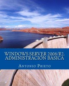 WINDOWS SERVER 2008/R2. Administración Básica (Spanish Edition)-cover