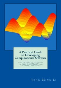 A Practical Guide to Developing Computational Software-cover
