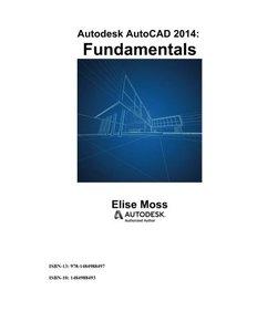Autodesk AutoCAD 2014 Fundamentals-cover