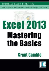 Excel 2013 Mastering the Basics-cover