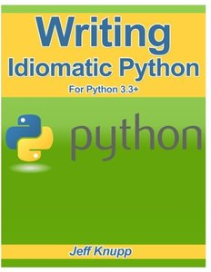 Writing Idiomatic Python 3.3-cover