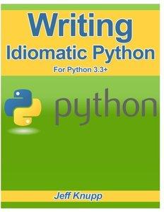 Writing Idiomatic Python 3.3-cover