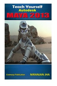 Teach Yourself Autodesk Maya 2013-cover