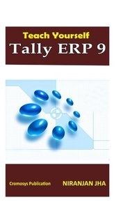 Teach Yourself Tally ERP 9-cover