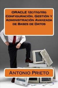 ORACLE 12c/11g/10g Configuración, Gestión y Administración Avanzada de Bases de Datos (Spanish Edition)