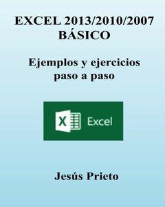 EXCEL 2013/2010/2007 BASICO. Ejemplos y ejercicios paso a paso (Spanish Edition)-cover