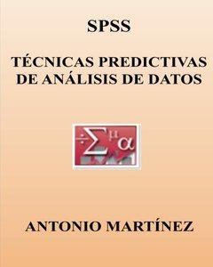 SPSS. Tecnicas predictivas de analisis de datos (Spanish Edition)-cover