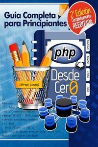 PHP desde cero (Spanish Edition)-cover