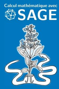 Calcul mathématique avec Sage (French Edition)-cover