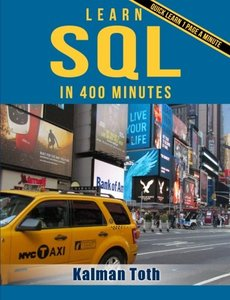 Learn SQL in 400 Minutes-cover