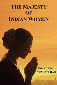 The Majesty of Indian Women-cover