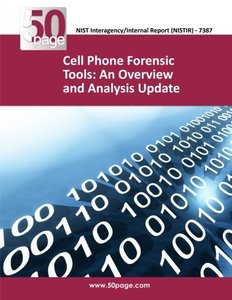 Cell Phone Forensic Tools: An Overview and Analysis Update-cover