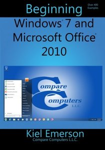 Beginning Windows 7 and Microsoft Office 2010-cover