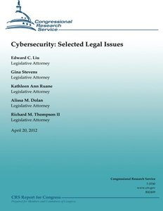 Cybresecurity: Selected Legal Issues-cover