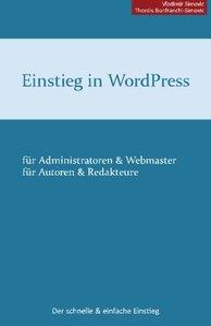 Einstieg in WordPress 3.5: Der schnelle & einfache Einstieg (German Edition)-cover