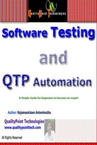 Software Testing and QTP Automation-cover
