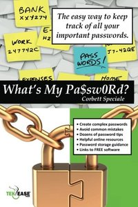 What's My Password?-cover