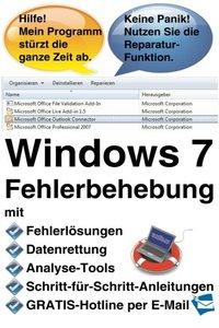 Windows 7 Fehlerbehebung (German Edition)
