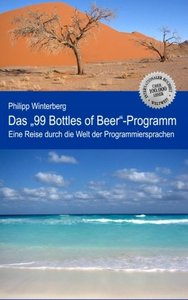 """Das """"""""99 Bottles of Beer""""""""-Programm: Eine Reise durch die Welt der Programmiersprachen (German Edition)-cover"""