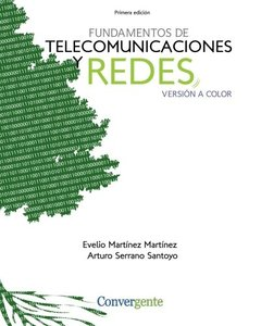 Fundamentos de Telecomunicaciones y Redes: versión a color (Spanish Edition)-cover