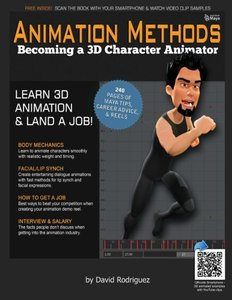 Animation Methods: The Only Book You'll Ever Need-cover
