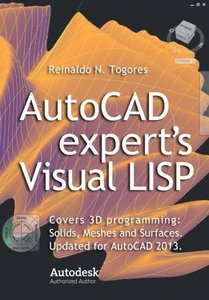 AutoCAD expert's Visual LISP-cover