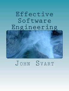 Effective Software Engineering: A guide to building successful software products-cover