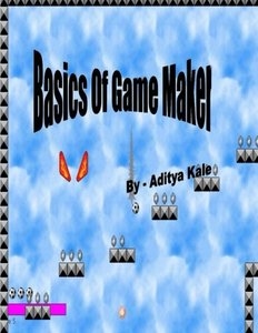 Basics Of Game Maker ( Black & White )-cover
