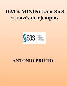 DATA MINING con SAS a traves de ejemplos (Spanish Edition)-cover