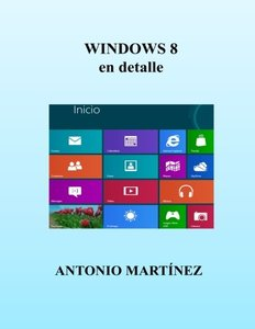 WINDOWS 8 en detalle (Spanish Edition)-cover