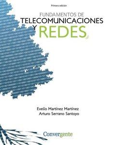 Fundamentos de Telecomunicaciones y Redes (Spanish Edition)-cover