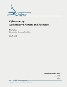 Cybersecurity:  Authoritative Reports and Resources-cover