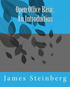 Open Office Basic: An Introduction-cover