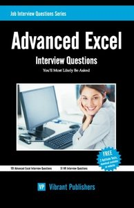 Advanced Excel Interview Questions You'll Most Likely Be Asked-cover