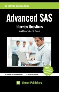 Advanced SAS Interview Questions You'll Most Likely Be Asked-cover