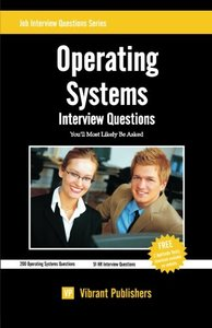 Operating Systems Interview Questions You'll Most Likely Be Asked (Job Interview Questions)-cover