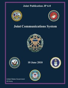Joint Publication JP 6-0  Joint Communication System  10 June 2010-cover