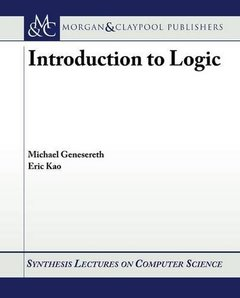 Introduction to Logic (Synthesis Lectures on Computer Science)-cover