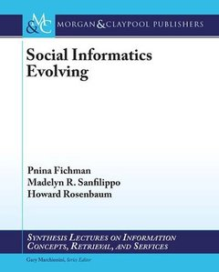 Social Informatics Evolving-cover