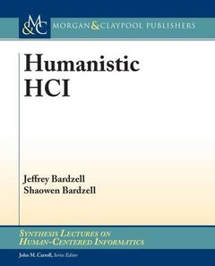 Humanistic Hci-cover